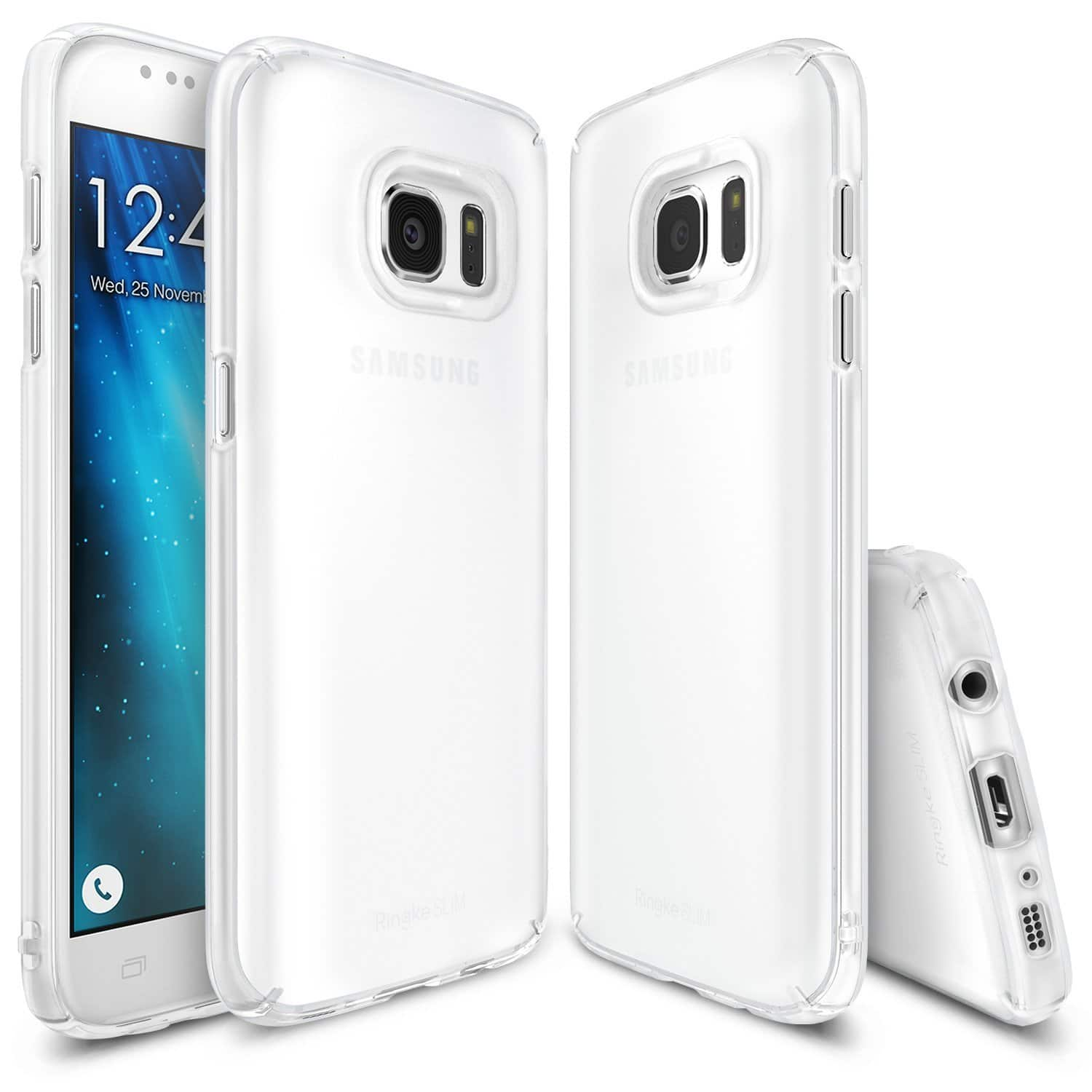 Ringke Cases for Galaxy S7/S7 Edge/Note 5, iPhone 6S/SE, HTC 10, Xperia Z5 Premium from $2.99 + Free Shipping