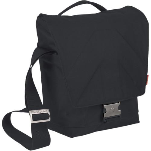 Manfrotto Allegra 10 DSLR Messenger Bag (Black)  $15 + Free S&H