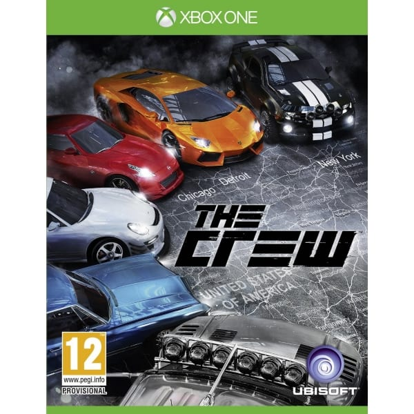 The Crew (Xbox One)  Free (XBL Gold Membership Req.)