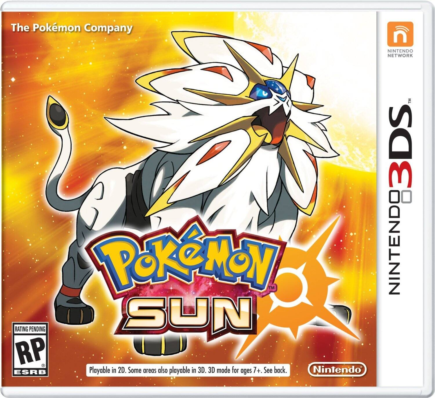 Prime Members: Pokemon Sun or Moon Pre-Order (3DS)  $32 + Free Shipping