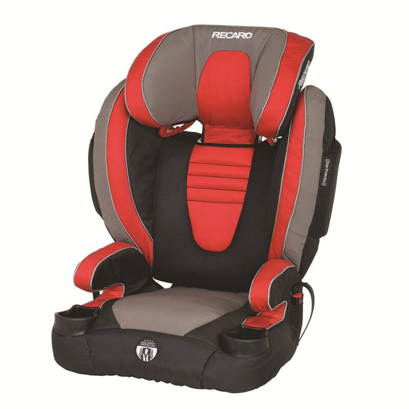 Recaro performance sport Booster seat $29.99 + s&h Burlington Coat Factory
