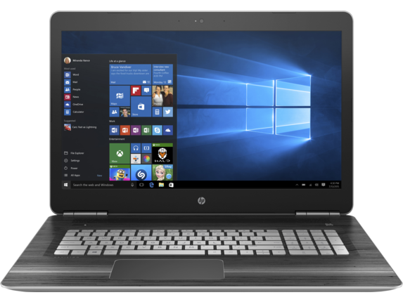 """HP Pavilion 17.3"""" 1080P IPS, i5-6300HQ, 12GB DDR4, GTX 960M 2GB, 1TB 7200RPM, Dual Band WiFi AC, DVD-RW @ $670 at HP with F/S"""