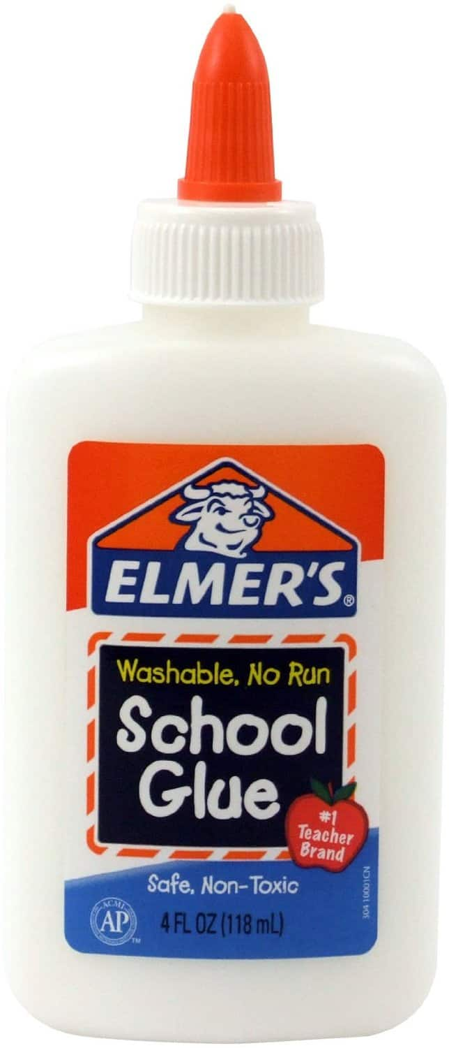 4oz. Elmer's Washable School Glue  $0.50 + Free In-Store Pickup