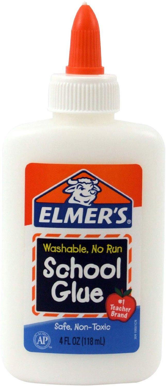4oz. Elmer's Washable School Glue  $0.50 + Free In-Store Pickup