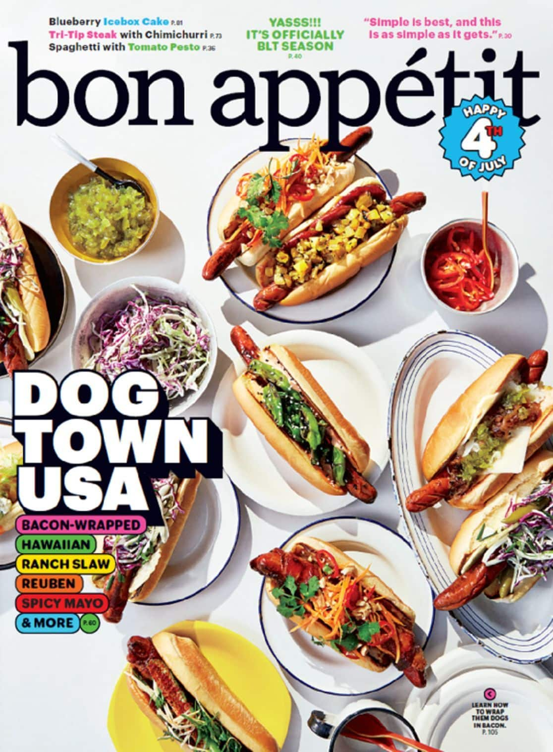 Bon Appetit Magazine $4.10 per year