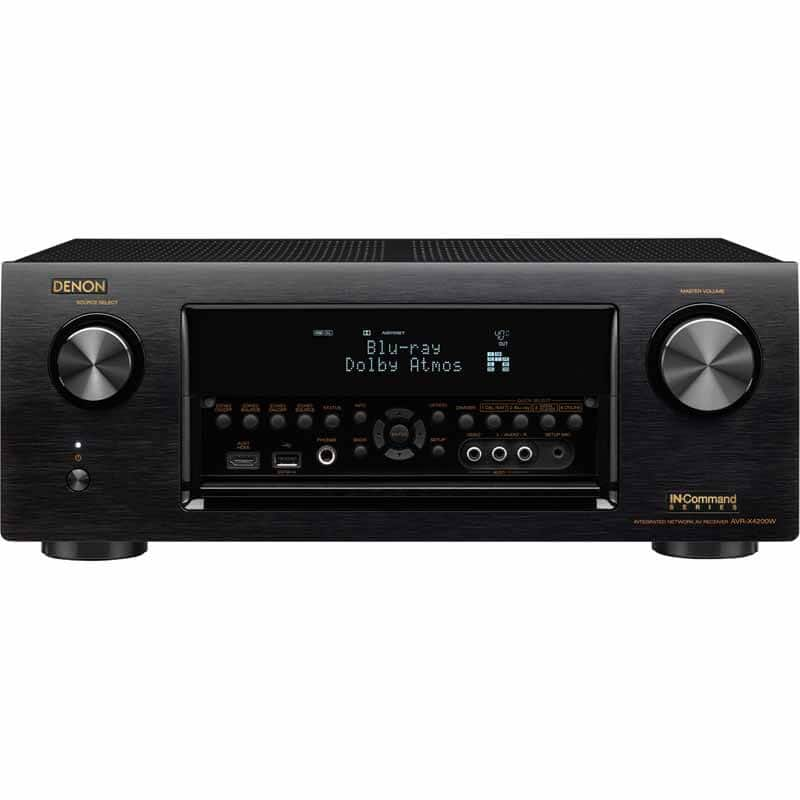Fry's Email Promo: Denon AVR-X4200W 7.2 Channel 4K Audyssey XT32 A/V Receiver - $897 + Free S&H