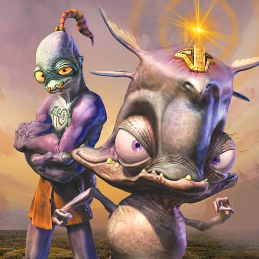 Oddworld: Munch's Oddysee or Stranger's Wrath for Android  $1 Each