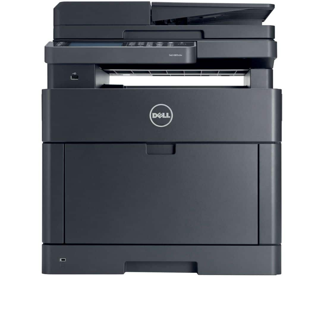 Dell H825CDW Multifunction Cloud Color Laser Printer  $180 + Free Shipping