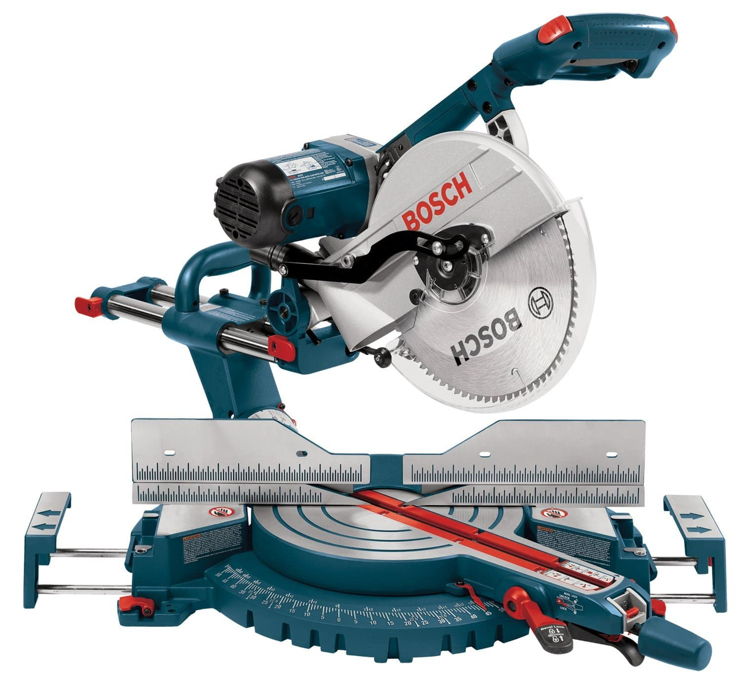 Bosch 5312 12-Inch Dual Bevel Slide Compound Miter Saw - $367 Free Amazon Prime Shipping