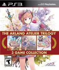 The Arland Atelier Trilogy (PS3)  $21 + Free Store Pickup