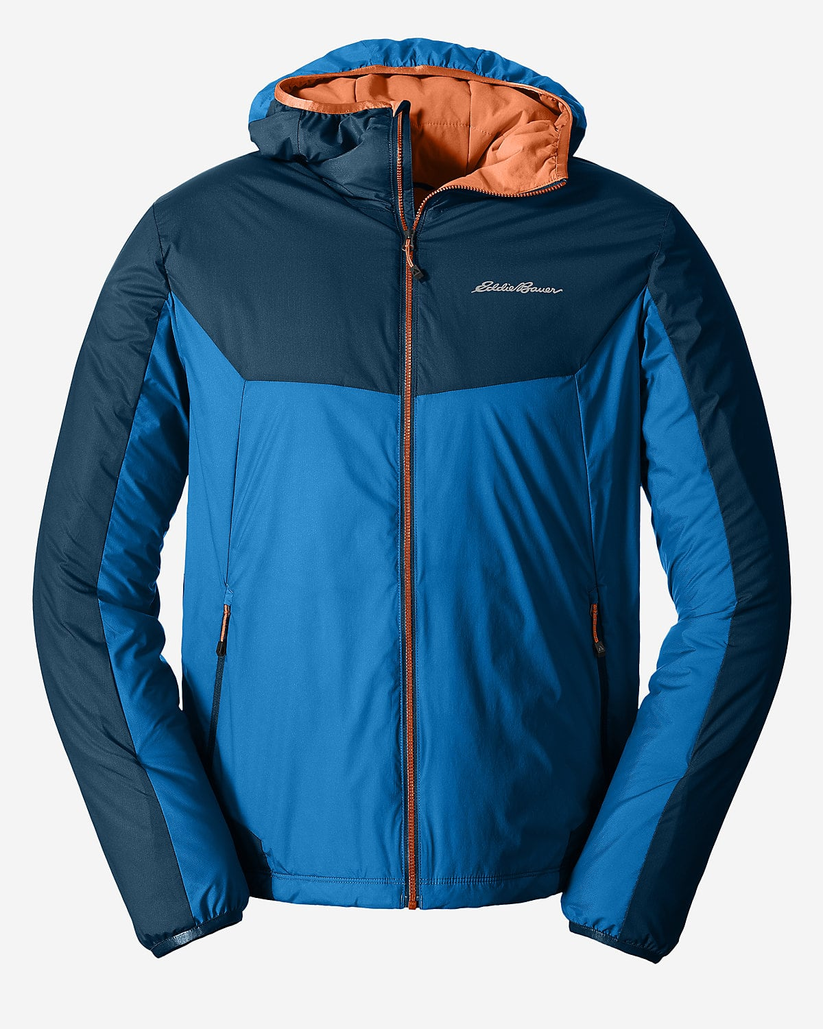 Eddie Bauer Men's IgniteLite Flux 60 Hooded Jacket (various colors)  $60 + Free S&H w/ Shoprunner