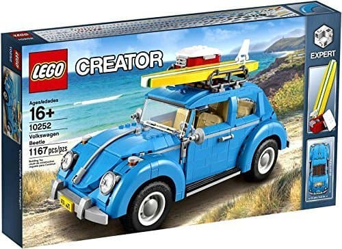 LEGO Creator 10252 Volkswagen Beetle + Free LEGO London Bus $99.99 + Free Shipping