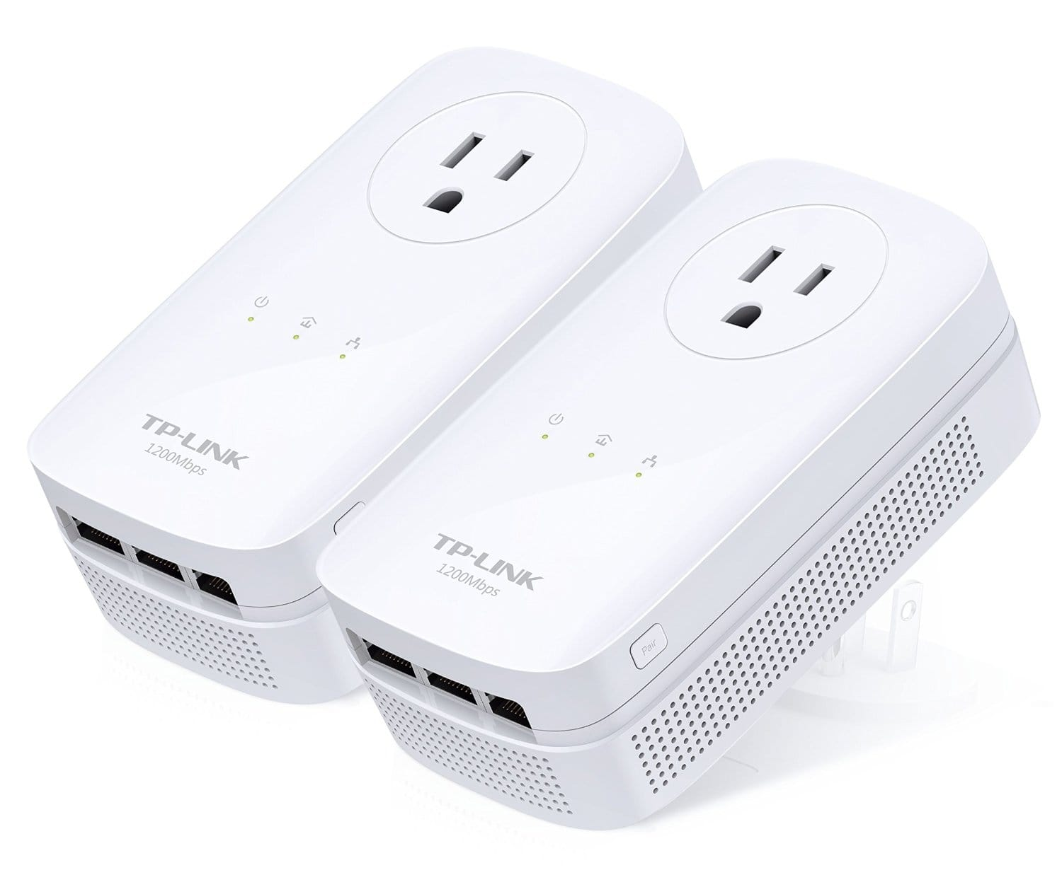 TP-LINK AV1200 3-Port Gigabit Passthrough Powerline Starter Kit @ Costco $69.99 free shipping