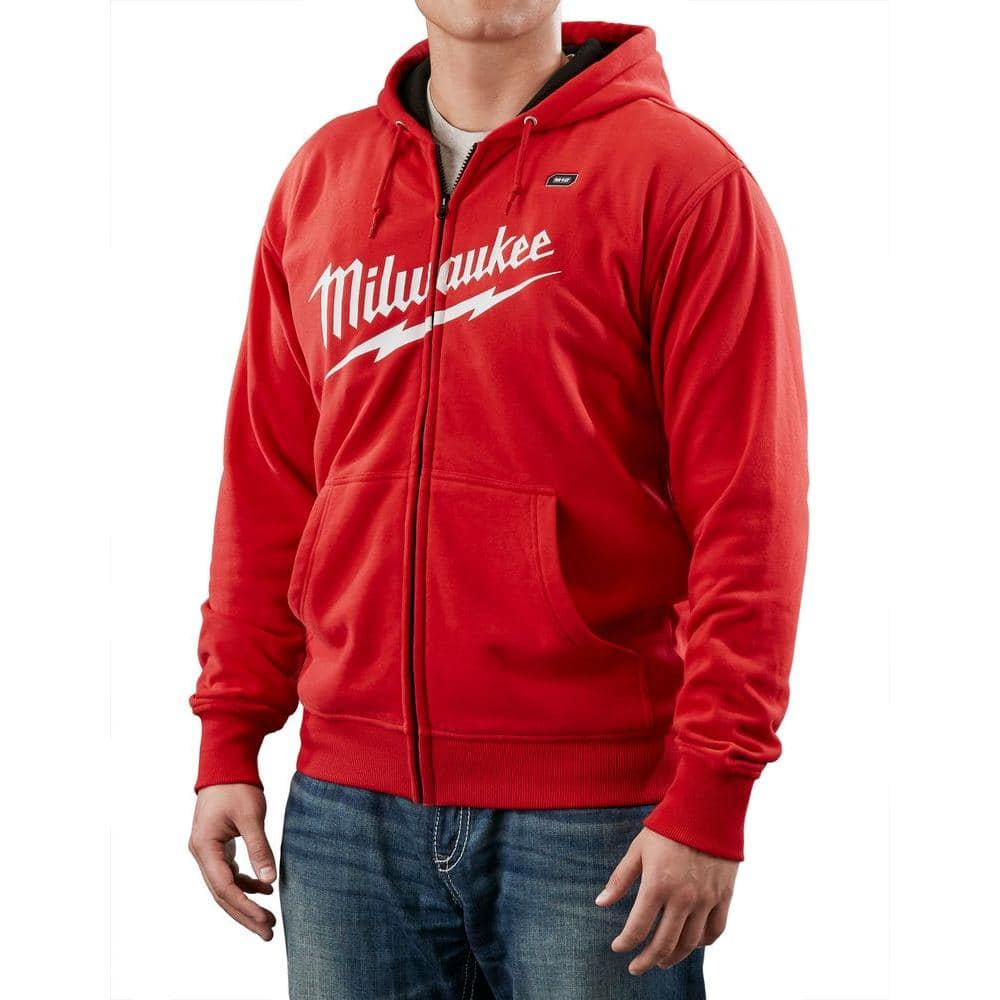 Milwaukee M12 Lithium-Ion Cordless Heated Hoodies & Jackets  from $40 + Free Shipping