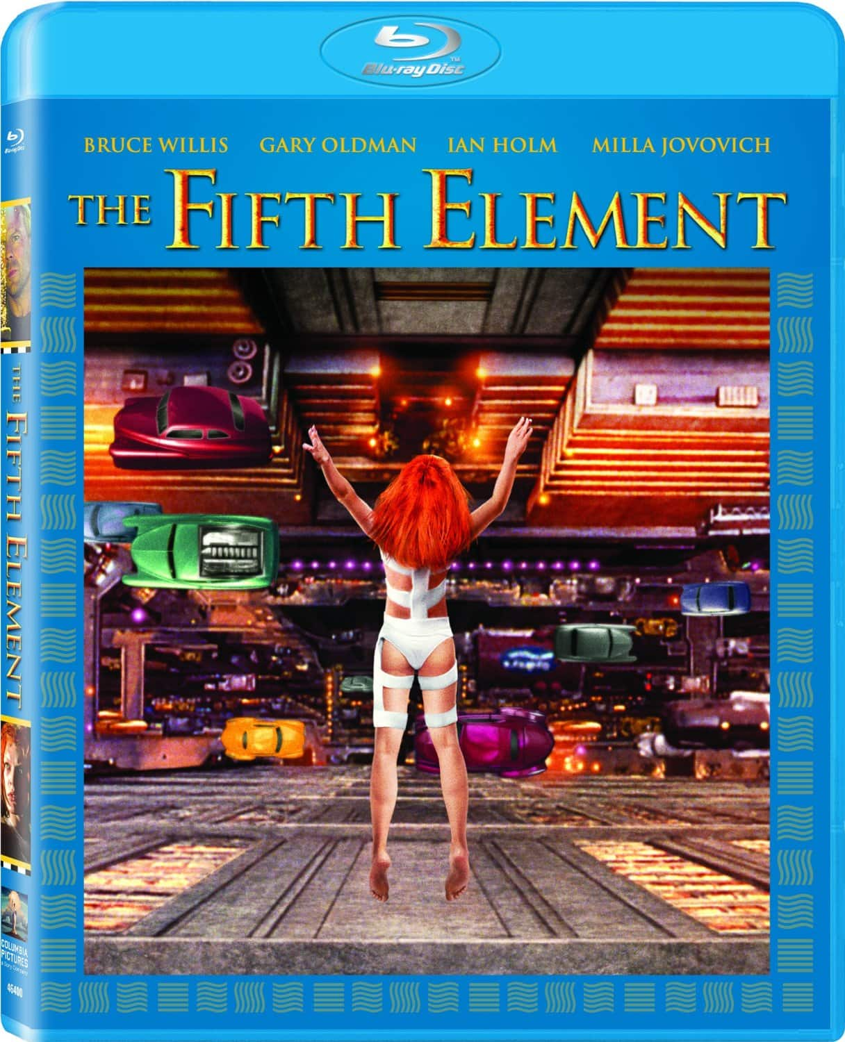 The Fifth Element: Remastered in 4K (Blu-ray)  $9