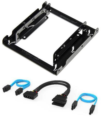 Sabrent SSD / HD Bracket + HD Power / SATA Cable Kit  $7