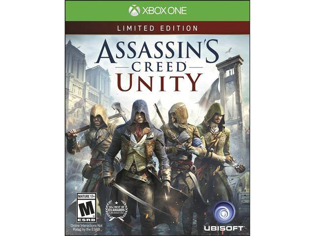 Assassin's Creed Unity (Xbox One)  Free after $15 Rebate + S&H