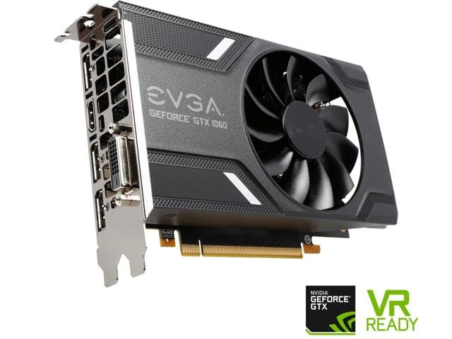 EVGA GTX 1060 cards are back in stock. Can be combined with 15 off 200+ Visa Checkout promo