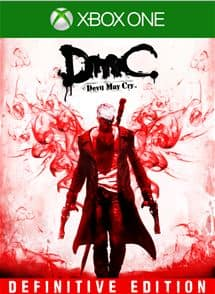 DmC Devil May Cry: Definitive Edition - Xbox One $9.90 (XBL Gold Membership Req.)