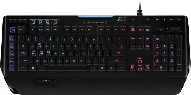Logitech G910 Orion Spectrum RGB Mechanical Gaming Keyboard $109.99 ($99.99 w/ Visa Checkout) + Free Shipping