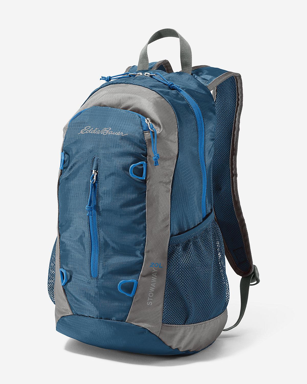 Eddie Bauer Stowaway Daypack, Duffel or Sling Bag (various colors)  $15 + Free S&H on $25+ w/ Shoprunner