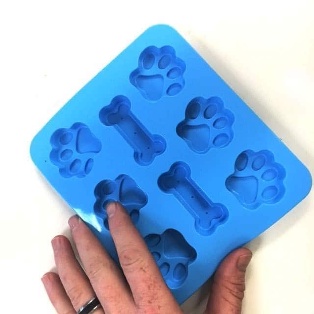 Dog Treat Silicone Mold $3 for 1 or 2 for $5 + Free Shipping