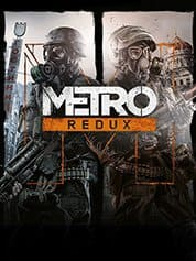 Metro Redux Bundle (PCDD): Metro 2033 Redux + Metro Last Light Redux $6.79 via Green Man Gaming