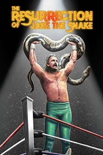 The Resurrection of Jake The Snake (HD movie rental) $0.99 (imdb 8/10)