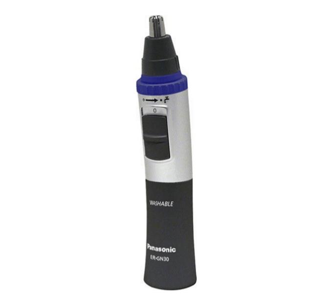 Panasonic - Nose and Facial Hair Trimmer - $8 w/ EDU Coupon + Free Store Pickup