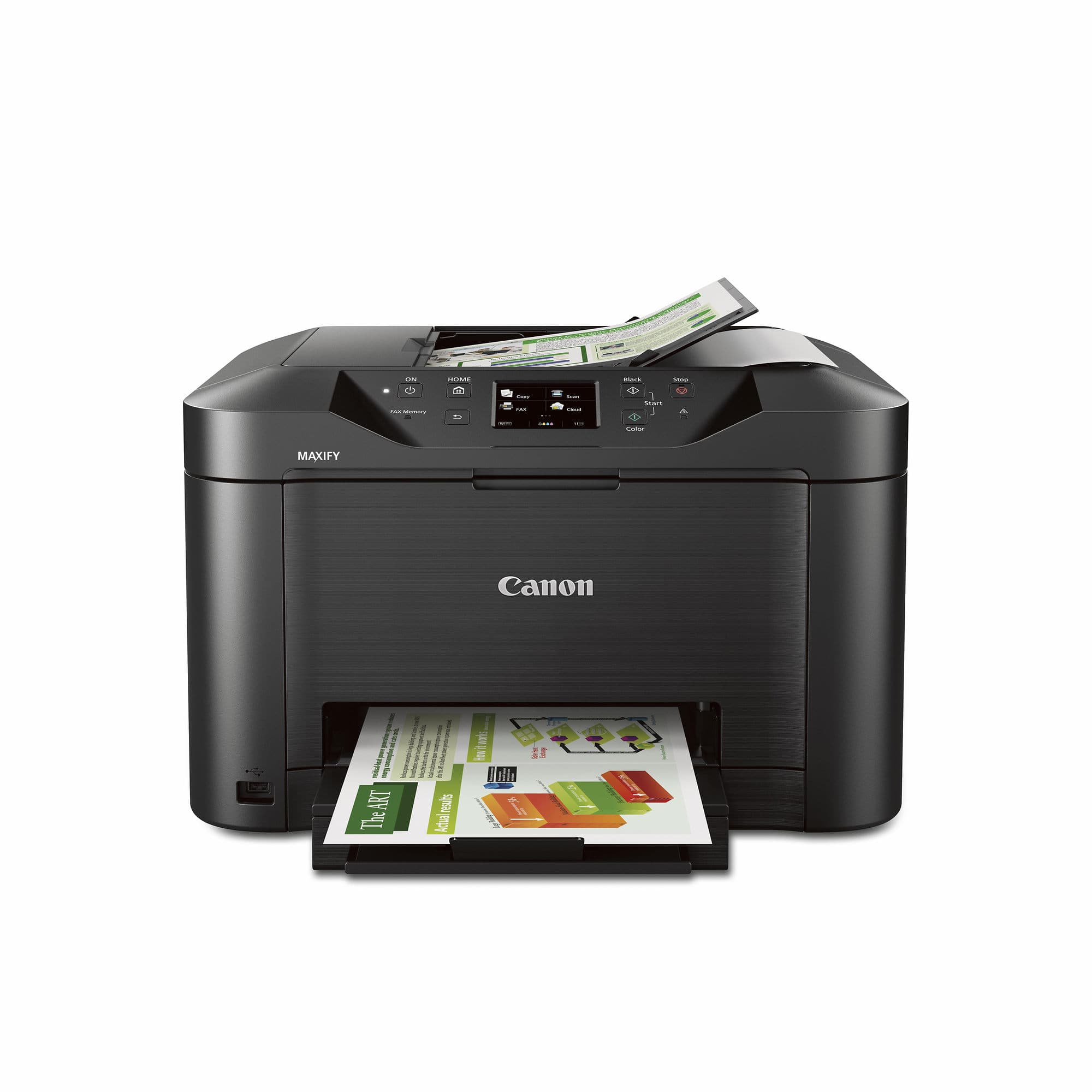 Canon MAXIFY MB5020 All-in-One Wireless Printer $69.99 with free shipping