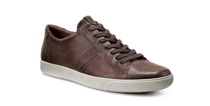 Ecco Sale: 30% off Sale Styles: Men's Gary Casual Sneaker $63, Women's Bouillon Sandal $63 & more