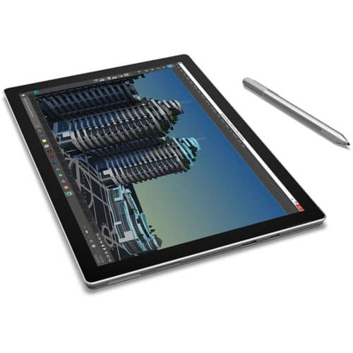 "256GB Microsoft 12.3"" Surface 4 Pro: i5 CPU, 8GB Memory, 2736 x 1824 Screen & More $895 + free shipping (128gb model $650)"