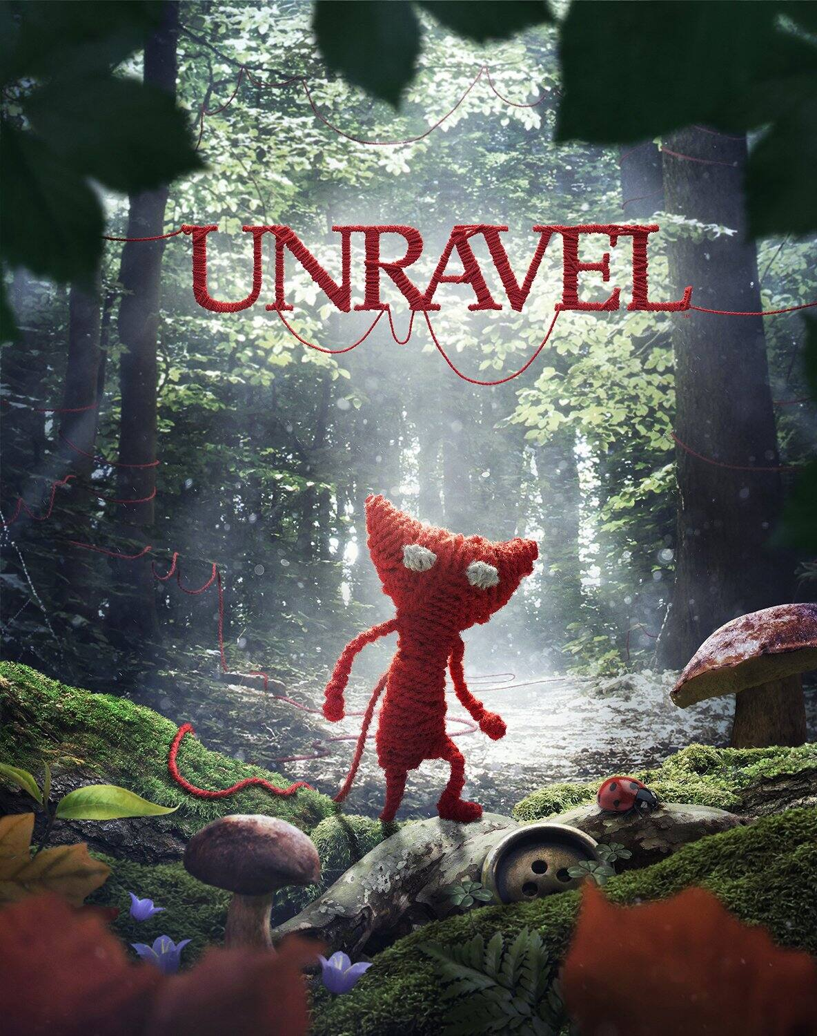 Unravel (Xbox One Digital Download) $10 w/ Xbox Live Gold Membership