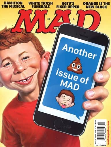 MAD Magazine 3-Years for $25
