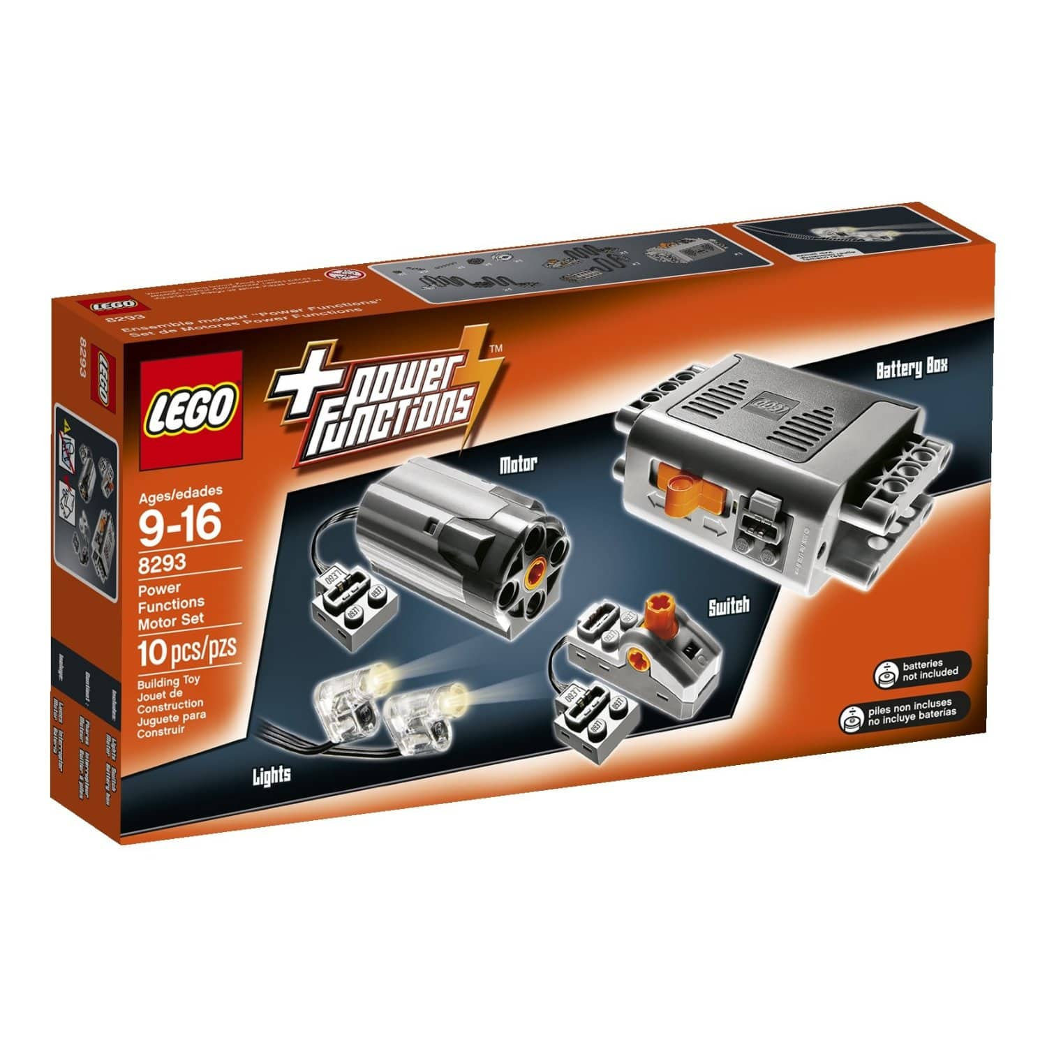 LEGO Technic Power Function Accessory Box  $25