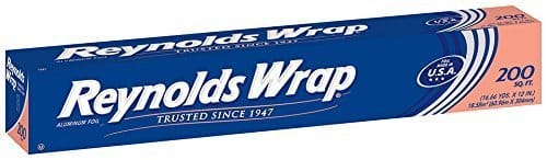 200 Sq.Ft. Reynolds Wrap Aluminum Foil $6.11 or less + free shipping @ Amazon