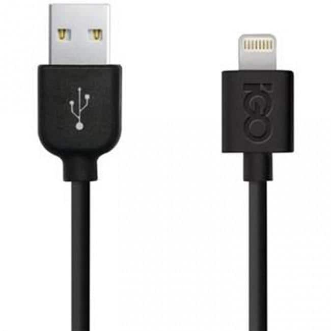 3.2' iGO MFI Certified Lightning Charge & Sync Cable $3.79 + Free Shipping