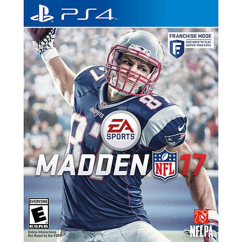 Prime Members: Madden NFL 17 (PS4/Xbox One)  $40 + Free Shipping