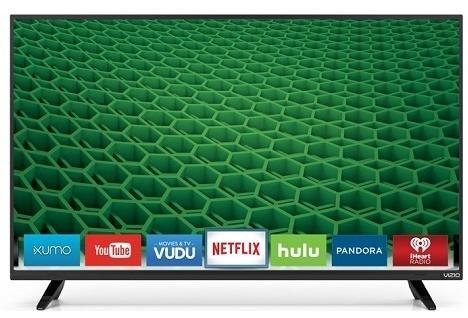 VIZIO 60 Inch LED Smart TV D60-D3 HDTV + $250 eGift Card for $649.99