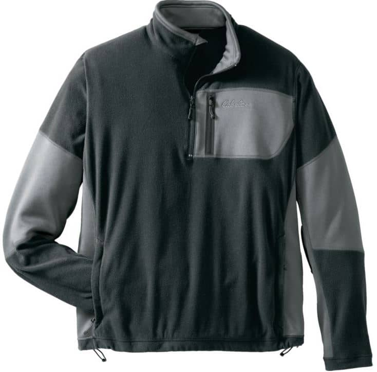 Cabela's Treeline Tech Fleece Pullover - $16 + tax