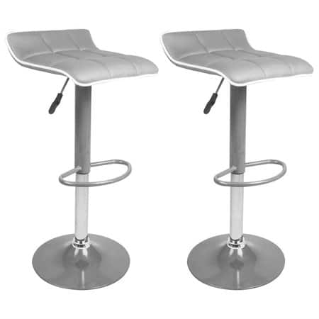 Set of 2 Apontus Bar Stool Chairs (various colors) + $5.50 in RSP  $55 + Free Shipping