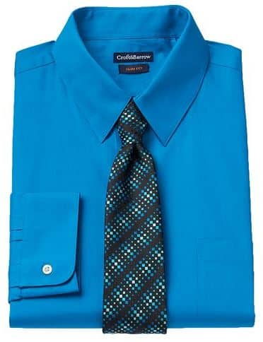 Kohls Cardholders Men's Big &Tall Clearance Dress Shirt and Tie $7 Shipped