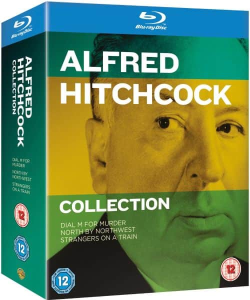 Alfred Hitchcock Collection: Dial M for Murder/North By Northwest/Strangers on a Train (Blu-ray) $15 Shipped