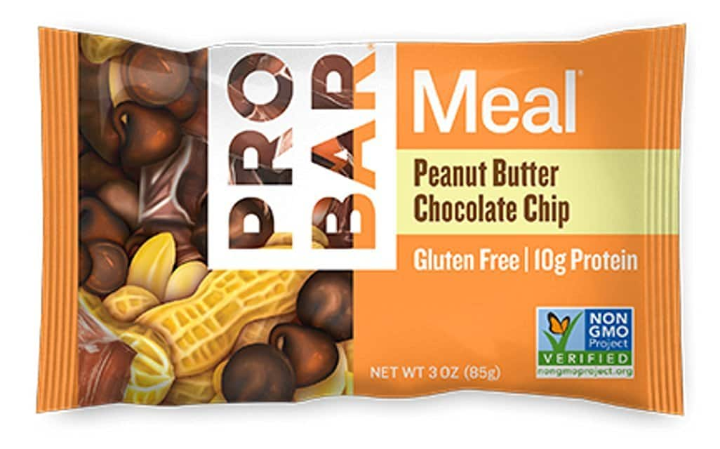 Amazon: PROBAR Meal Bar, Peanut Butter Chocolate Chip, 3 Ounce, Pack of 12 - $6.99 (Add-on item)
