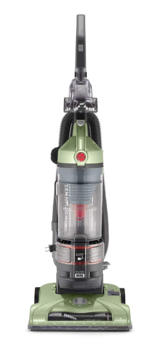 Hoover WindTunnel T-Series Rewind Upright Bagless Vacuum (UH70120) $64.76 + Free Shipping