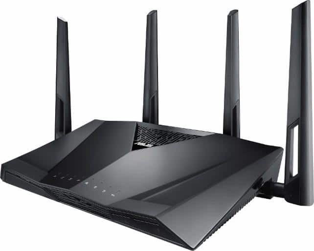 ASUS RT-AC3100 Gigabit Router $191.99 + tax
