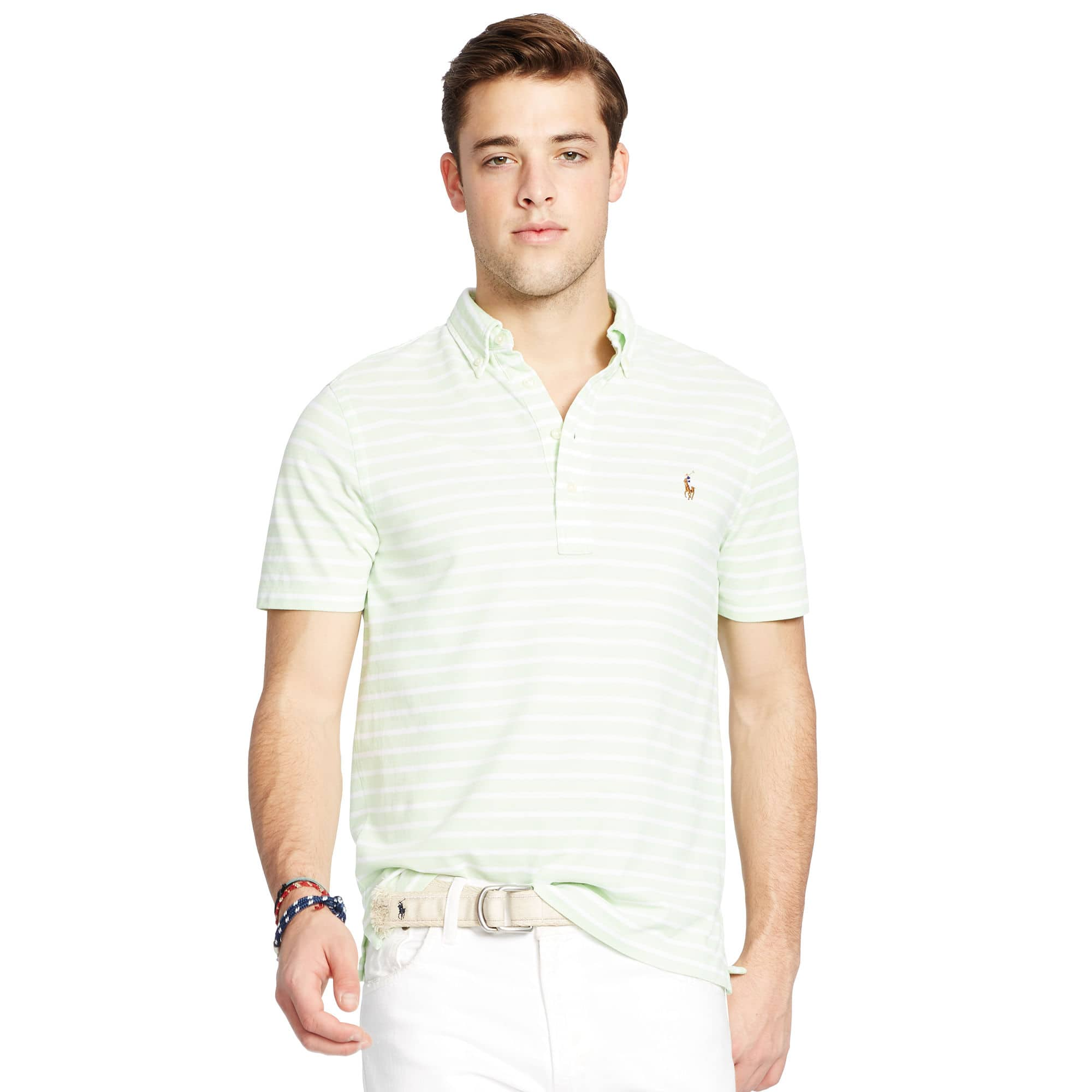 Polo Ralph Lauren Men's Polo Shirt  from $21 & Much More + Free S&H w/ ShopRunner