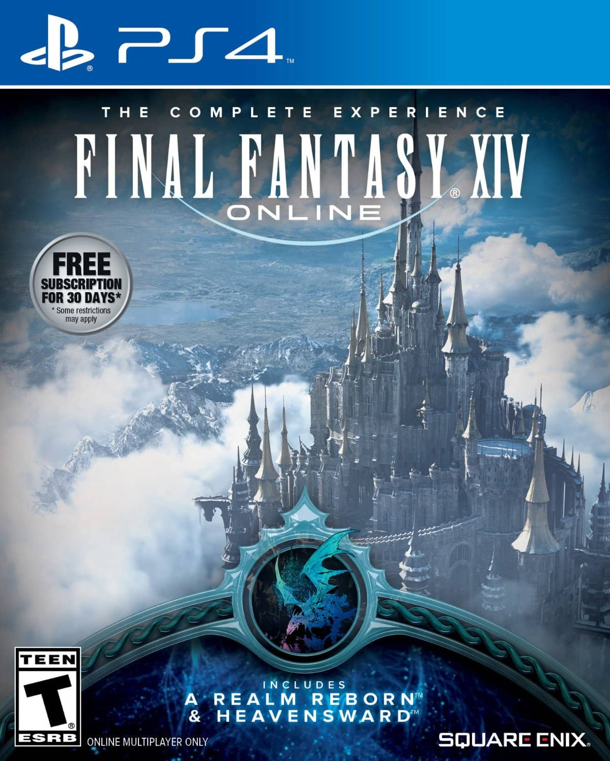 Final Fantasy XIV Online (PS4 or PC Game)  $15