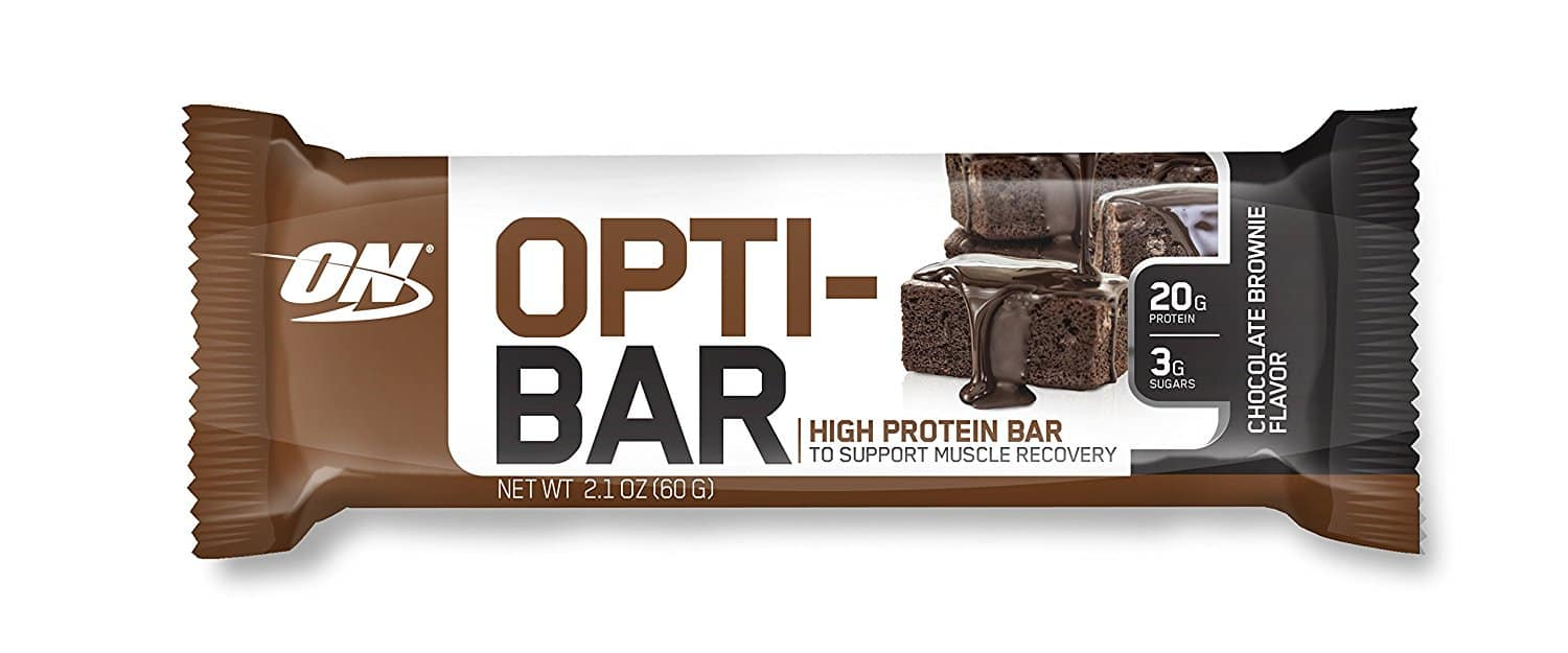 12-Count Optimum Nutrition Opti-Bar Protein Bar (various flavors)  from $16.80