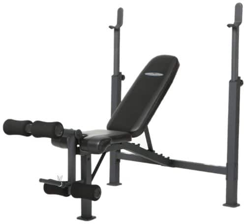 Competitor CB 729 Olympic Weight Bench (B00245LJX6) $64.26 FS w Amazon Prime Price Dropped
